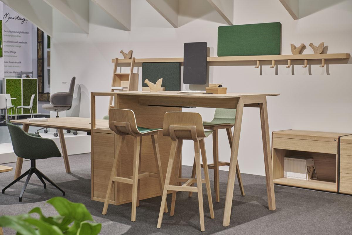 Iratzoki Lizaso Stand Design Orgatec 2018