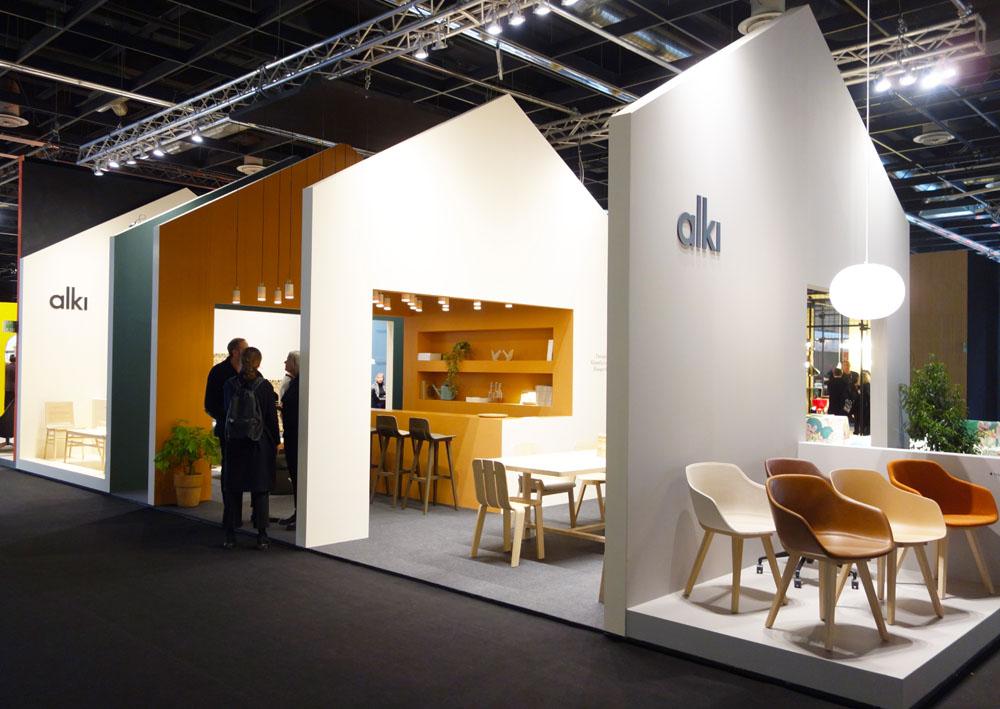Stand Design for Alki IMM Cologne 2017