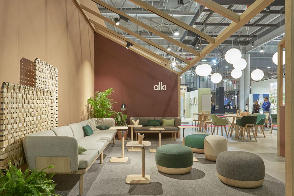 Stand Design For Alki Maison&Objet 2017