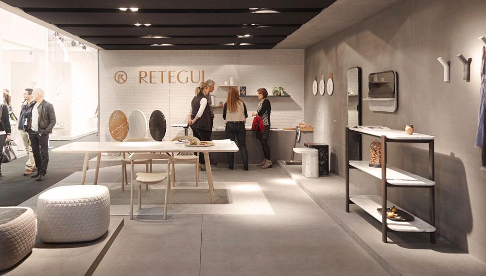 Stand Design For Retegui Marble Maison&Objet 2015