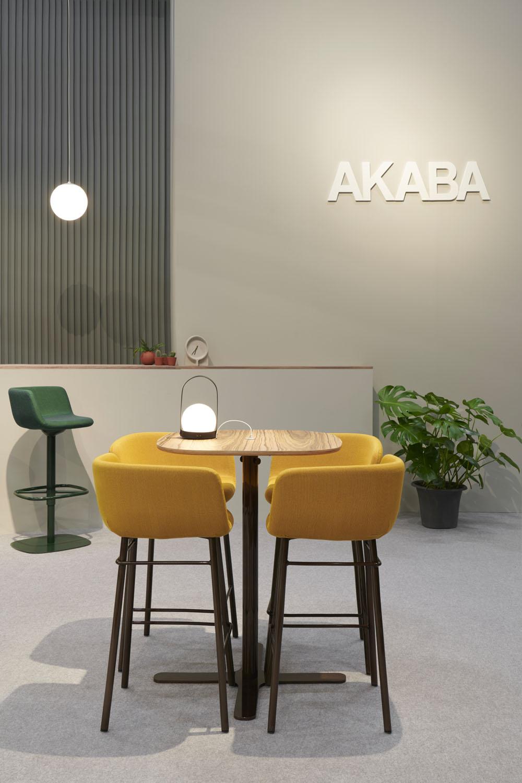 Stand Design For Akaba Milan Furniture Fair 2019