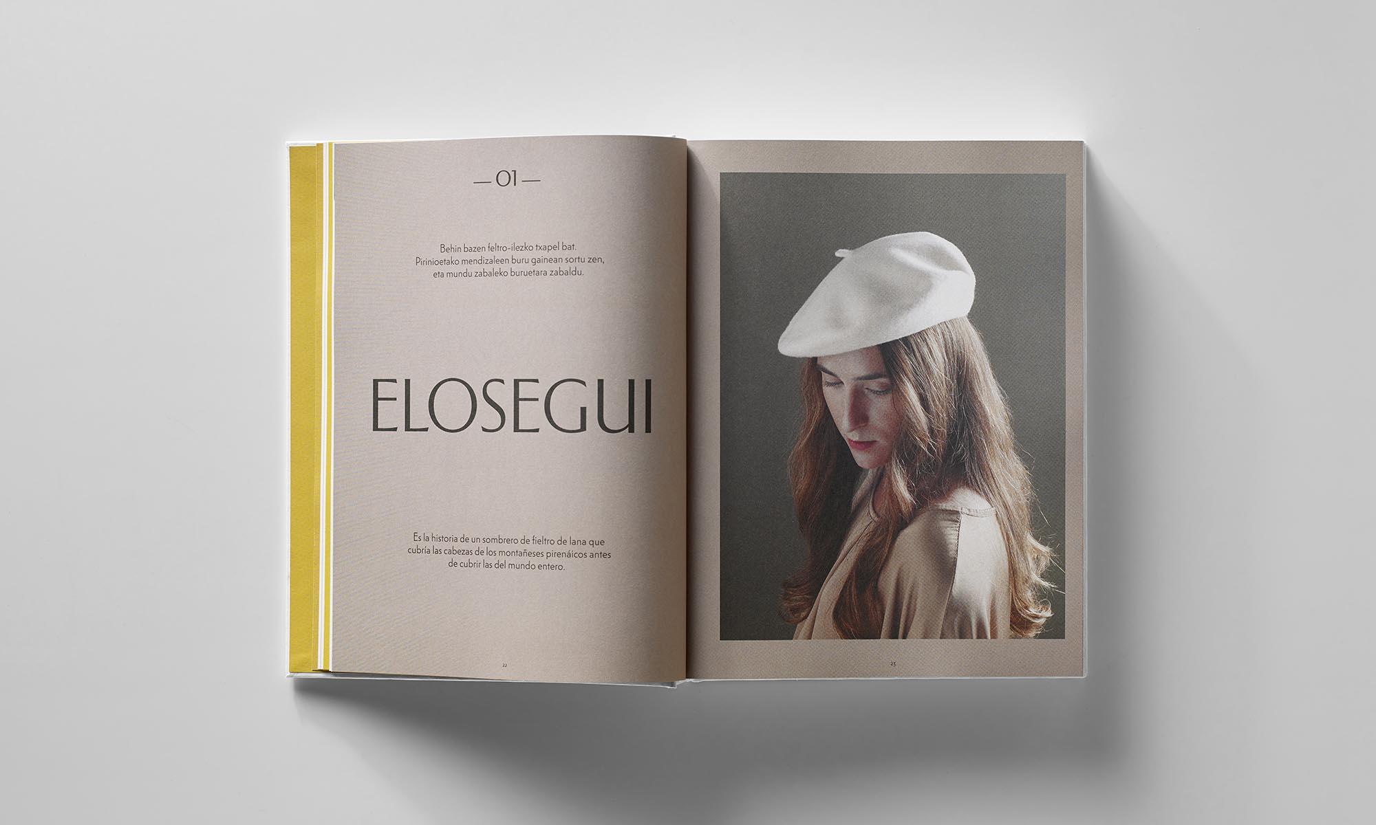 Elosegui beret by Hemendik